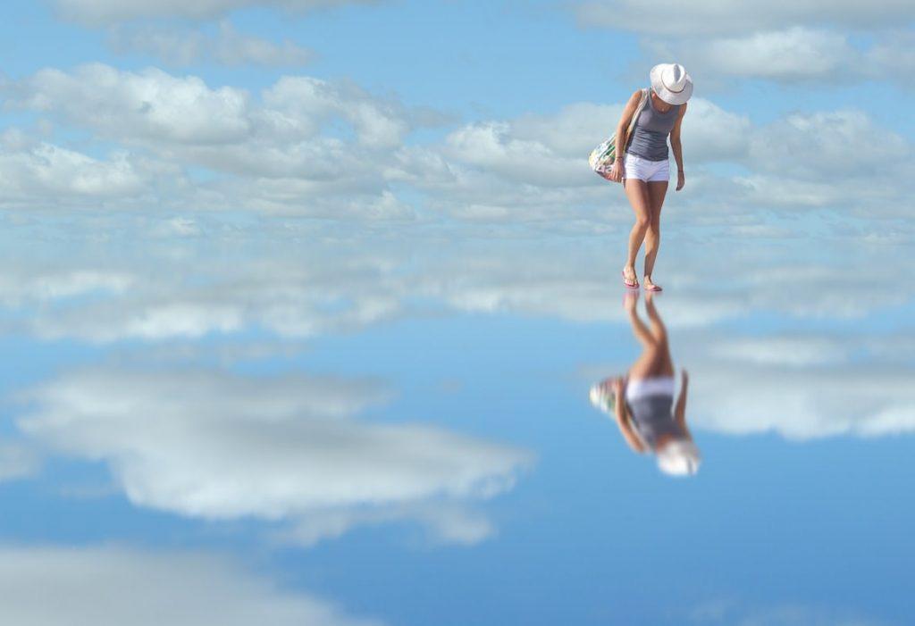 Come uno specchio per riequilibrare la tua salute fisica e mentale!